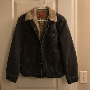 Levi Jeans Sherpa Jacket